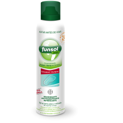 FUNSOL SPRAY PIES 150 ml