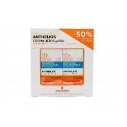 La Roche Posay Anthelios Duplo Crema Ultra Sin Perfume SPF50+ 2x50ml