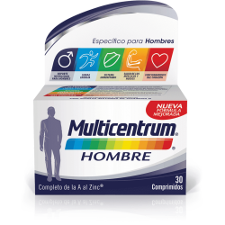 Multicentrum Man 30 Tablets
