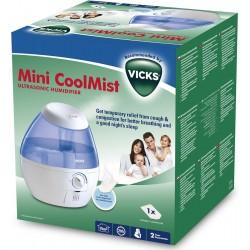 Vicks Coolmist Mini Ultrasonico Humifier